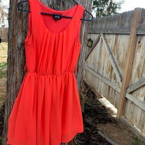 By & By dress sleeveless womens small